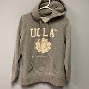 UCLA Grey Hoodie Women's Large